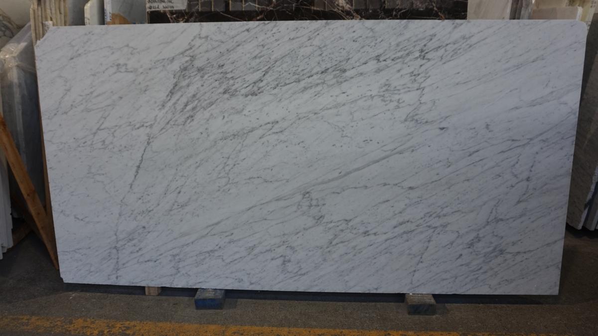 Carrara Marble White 30mm