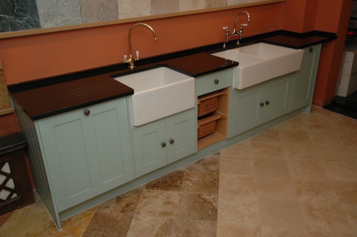 Black Granite Kitchen Worktop Travertine Floor Various Colours London