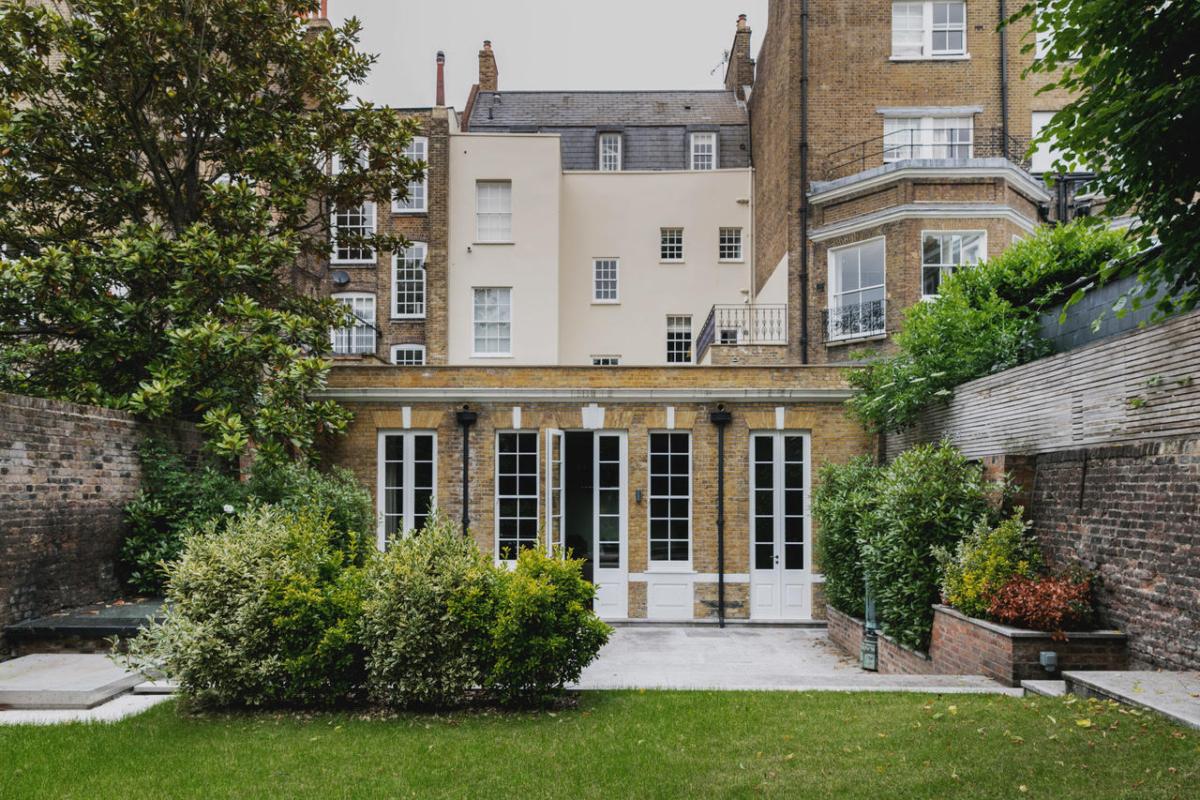 Brazilian Limestone Flamed Finish Outdoor Garden Patio London