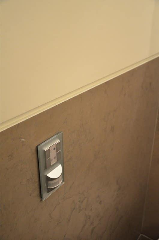 Corcovado Brazillian Limestone Cloakroom