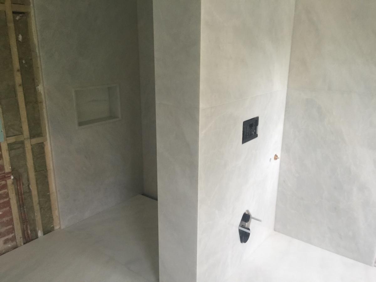 Crema Evora Marble Bathroom Wall Floor Cladding London