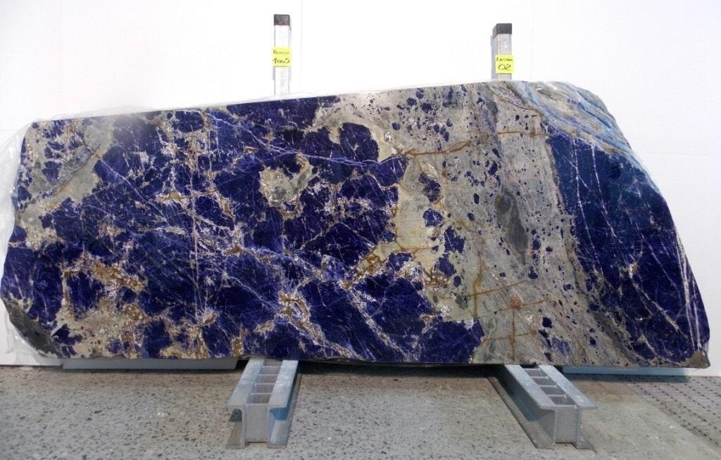 Granite Blue Gold