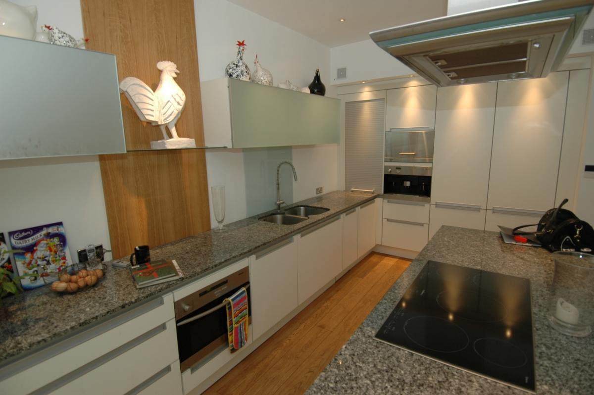 Granite Silver Gray Kitchen Worktop London