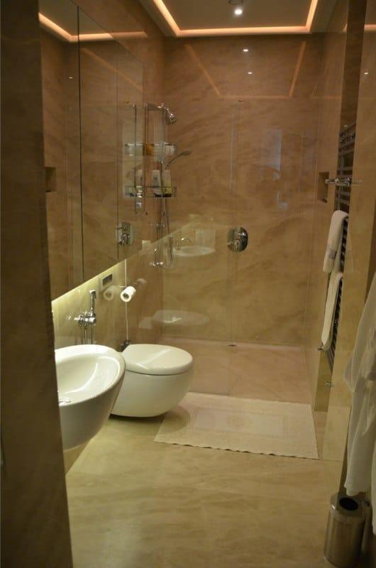 Light Emperador Marble From Turkey Bathroom Cladding