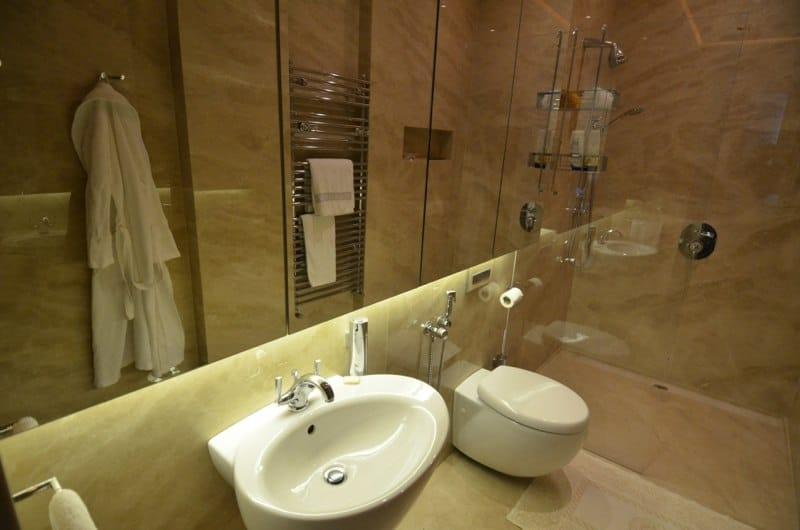 Light Emperador Marble From Turkey Bathroom Cladding 2