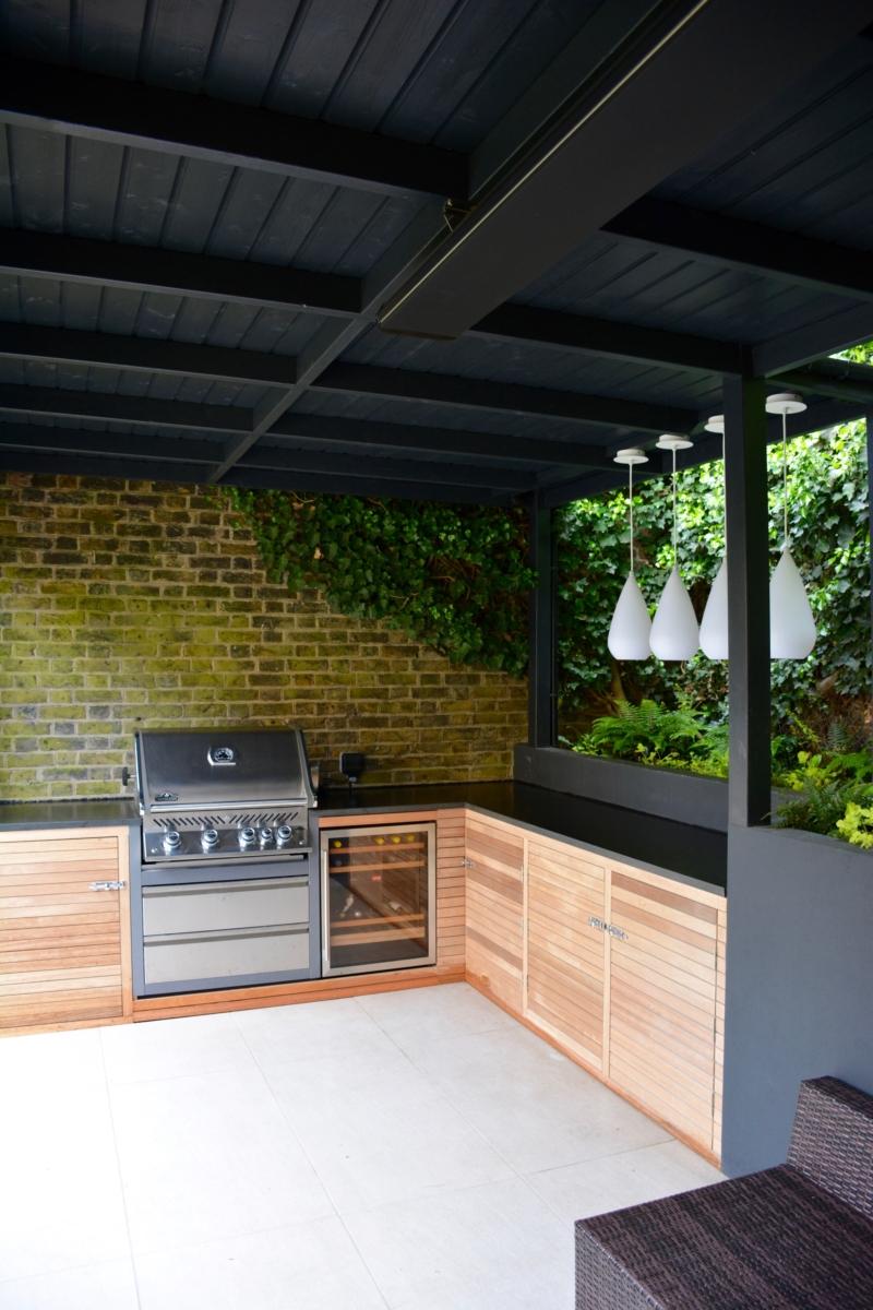 Porcelain Patio Floor Tiles Garden Honed Black Granite Outdoor Kitchen Worktop London Bbq