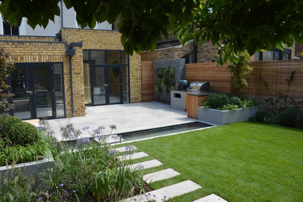 Porcelain Patio Outdoor Floor Tiles Garden London