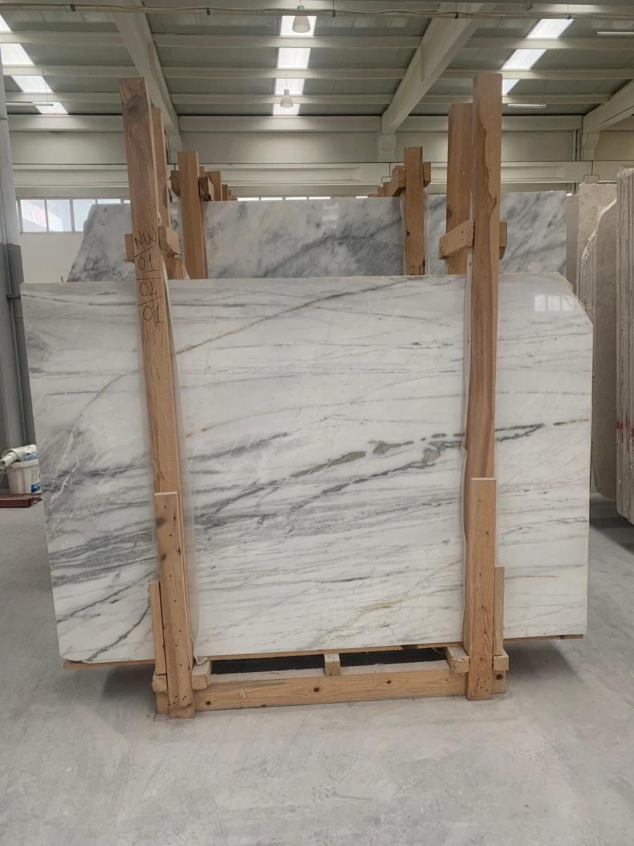 Uncut Marble Slab 8